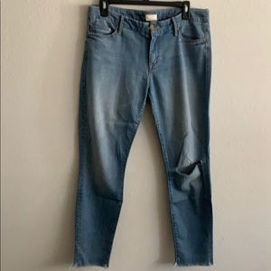 "Mother ""the looker"" jeans"